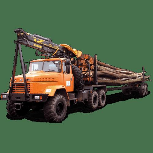 Лесовозы - выкуп в Челябинске и Челябинской области