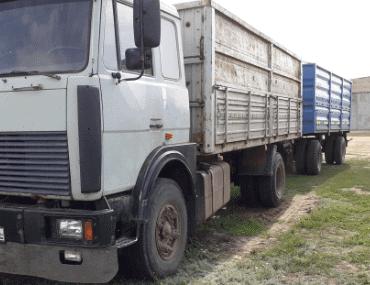 Зерновоз МАЗ - выкуп в Челябинске