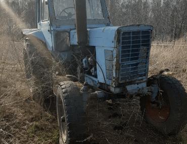 Трактор МТЗ-80 - выкуп в Челябинске