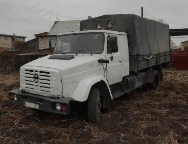 ЗИЛ 4331 - выкуп в Челябинске