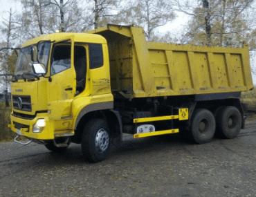 Самосвал DongFeng - выкуп в Челябинске