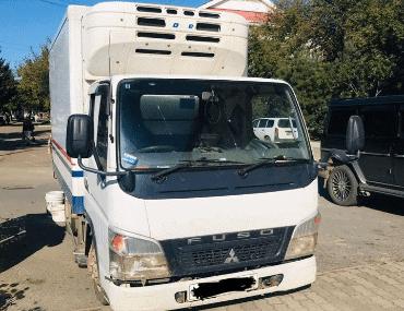 Рефрижератор Mitsubishi Fuso Canter - выкуп в Челябинске