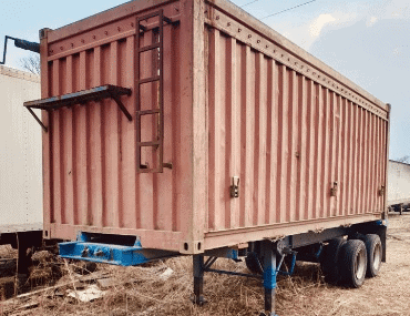 Прицеп-контейнеровоз - выкуп в Челябинске