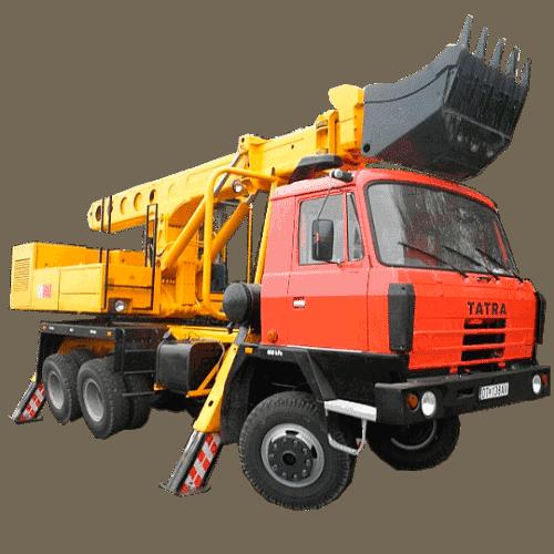 Экскаваторы-планировщики - выкуп в Челябинске и Челябинской области