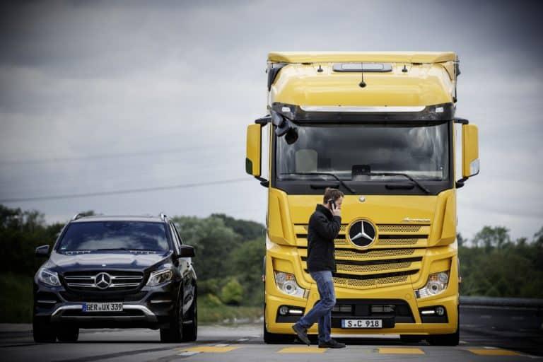 Что считают грузовым автомобилем